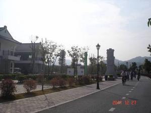 中山市區域綠道工程